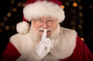 Hiring Santa