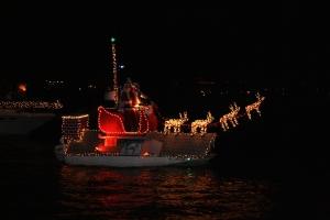 St Petersburg Boat Parade