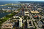 Downtown St Pete 10 Years Ago