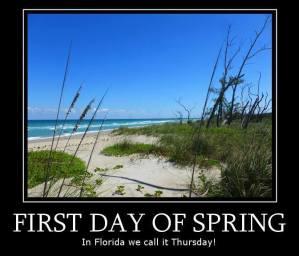 Spring In Florida