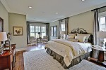 Do home buyers prefer the Master Bedroom on the main or 2nd floor?