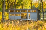 Groovy New Tiny House with Full-Size Appliances Can Sleep 8