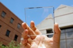 Fully Transparent Solar Panel