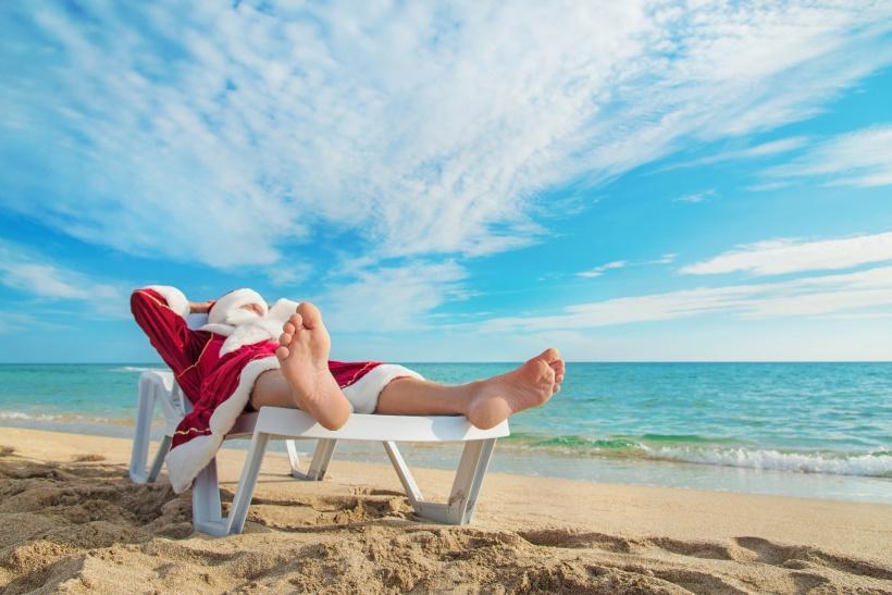 Santa Relaxation