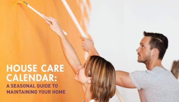 House Care Calendar