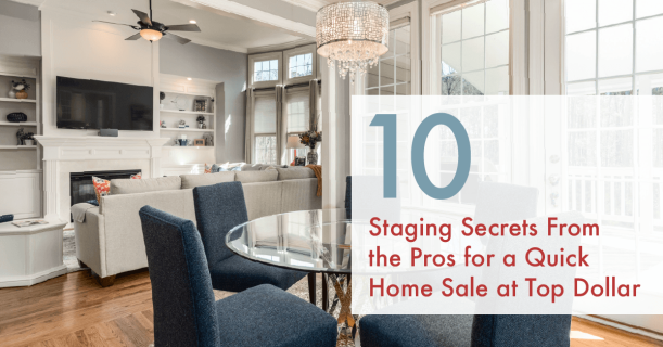 Staging Secrets